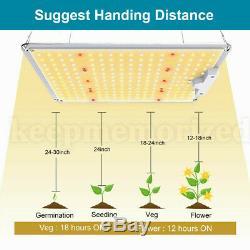1000W 2020 upgrade LED Grow Light Sunlike Full Spectrum Veg Flower Indoor Plant