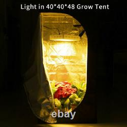 1000W Full Spectrum Led Grow Light Lamp Warm White Hydroponics Plant Veg Bloom