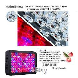 1000W LED Grow Light Full Spectrum for Indoor Plants Veg and Flower SUNRAISE New