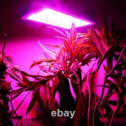1000W LED Grow Light Panel Full Spectrum Hydrop Medical Indoor Plant Veg Flower