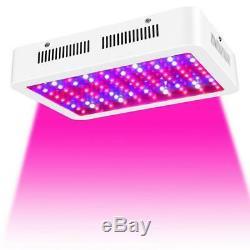 1000W LED Plant Grow Light Full Spectrum Lamp Indoor Greenhouse Veg Flower Fruit
