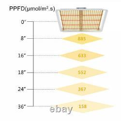 1000W Led Grow Light Full Spectrum For All Indoor Plant Veg Flower USA