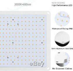 1000W Led Grow Light Full Spectrum LM301B Lamp For Plants Hydroponics Veg Flower