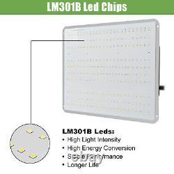 1000W Led Grow Light Full Spectrum Samsung LM301B Hydroponics Plants Veg Flower