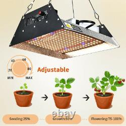 1000W Sunlike LED Grow Light Full Spectrum Indoor Plants Veg Bloom IR Growing