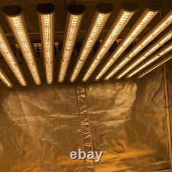 12 Bar 720W LED Grow Light Full Spectrum Commercial For Veg to Flower