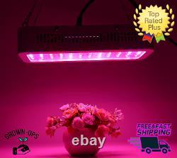 1200W Hydroponics LED Grow Lights Full Spectrum Indoor System Veg Flower Lamp