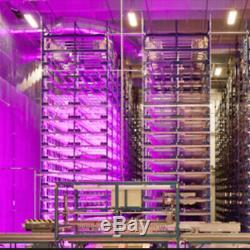2 X 2000W Plant LED Grow Light 2FT T5 Full Spectrum Indoor Veg Flower Tubes Lamp