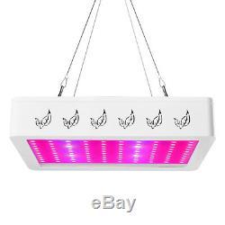 2000/4000/6000W LED Grow Light Full Spectrum IR Indoor Plants VEG Bloom Panel US