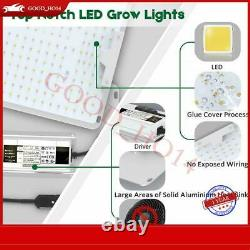 2000W 4000W 1000W LED Grow Light Samsung LM301B Indoor All Stages Veg Flower