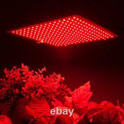 2000W LED Grow Light For Flower Stage Full Spectrum Indoor Plant Veg 240pcs LEDs