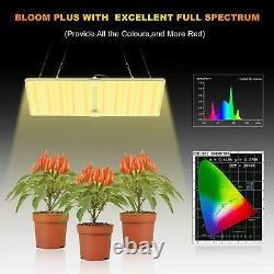 2000W LED Grow Light Full Spectrum Grow Light for Indoor Plant Veg Daisy Chain