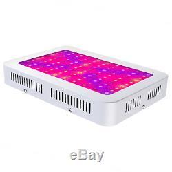 2000W LED Grow Light Full Spectrum Panel Lamp Indoor Flower Veg Plant Hydroponic