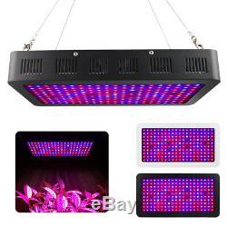 2000W LED Grow Light Full Spectrum Plant Lamp Flower Veg Greenhouse Indoor US