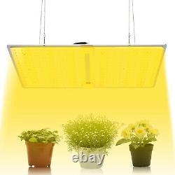 2000W LED Plant Grow Light for Indoor Plants Veg Sunlike 3500K Full Spectrum
