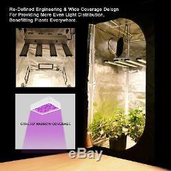 240W Full Spectrum LED Grow Light Lamp Bulb Strip for Plant from Veg to Bloom