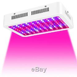 2X 1000W LED Plant Grow Light Full Spectrum Lamp Indoor Greenhouse Veg & Flower