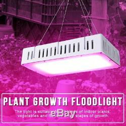 2X 1500W LED Grow Light Full Spectrum For Indoor Hydro Veg Flower Led Panel Lamp