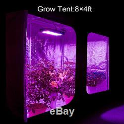 2X 2000W BESTVA Full Spectrum LED Grow Light For Plants Flower Veg Bloom