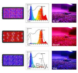 3000W LED Grow Light Full Spectrum Veg & Bloom for Commercial Medical US STOCK