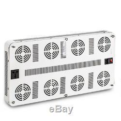 3000W LED Grow Light Kits Full Spectrum Lamp for Hydroponics Plant Veg 110V 220V