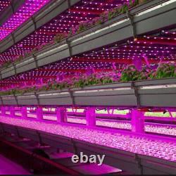 3000W Plant LED Grow Light 2FT T5 Full Spectrum For Indoor Veg Flower Tubes Lamp