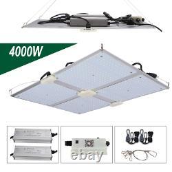 4000W LED Grow Light Samsung LED LM301B All Indoor Plant Veg Flower Hydroponics