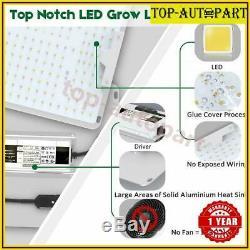 4000W LED Grow Light Samsung LM301B Indoor Plants Veg Bloom Flower Full Spectrum