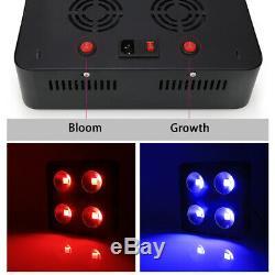 500W-2000W Full Spectrum COB LED Grow Light Lamp Reflector For Plant Veg Flower