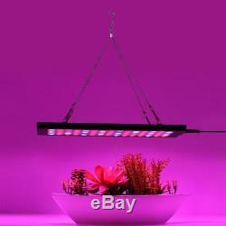 600W LED Grow Light Panel Lamp Full Spectrum Hydroponic Veg Plant Flower Growing