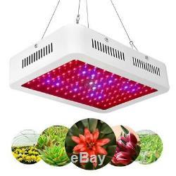 600W LED Plant Grow Light Full Spectrum Lamp Indoor Greenhouse Veg & Flower Hot