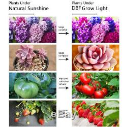 8X 1500W DIY LED Grow Light For Indoor House Hydroponic Veg Bloom Plant Lamps