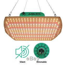 AGLEX 2000W LED Grow Light Full Spectrum For All Indoor Plant Veg Flower