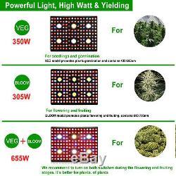 AGLEX COB 3000W LED Grow Light Full Spectrum For Indoor Plants Flower Veg Bloom
