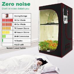AGLEX G220 LED Grow Light Sunlike Full Spectrum Hydroponic for Indoor Veg Flower