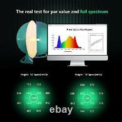 BESTVA 1000W LED Grow Light Full Spectrum for Indoor Plant Veg Flower US STOCK