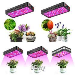 BESTVA LED Grow Light Full Spectrum Hydro For Veg Flower Medical Plant Lamp