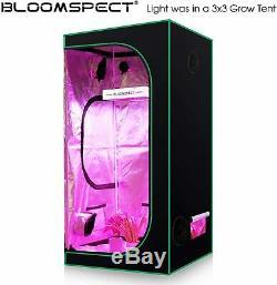 BLOOMSPECT 1500W LED Grow Light Full Spectrum for All Indoor Plant Veg Flower