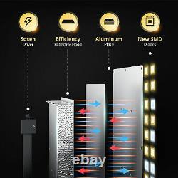 BLOOMSPECT SL1000 LED Grow Light Full Spectrum for Indoor Plants VEG BLOOM IR