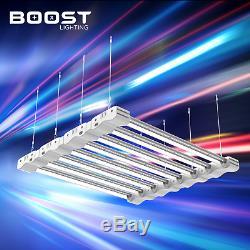 BOOST 24 LED Grow Light Sunlike Full Spectrum Veg Flower Hydroponic (4-Pack)