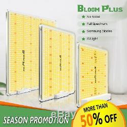 Bloom Plus 1000W 1500W 3000W LED Grow Light Full Spectrum Indoor Plant Veg Bloom
