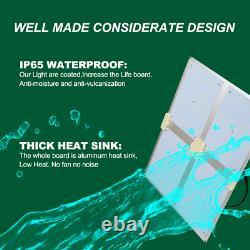 Bloom Plus 4000W LED Grow Light Kit Full Spectrum Plant Veg Bloom withSamsung LED
