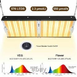 Carambola 1000W 2000W 4000W LED Grow Light Full Spectrum for Indoor Plants Veg