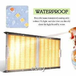 Carambola 2000W LED Grow Light Full Spectrum for Indoor Plant Veg Flower IR IP65