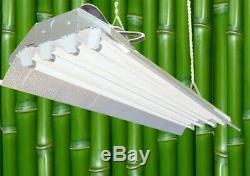 Durolux T5 Ho Grow Light 4 Ft 4 Lamps Dl844-240 Fluorescent Fixture 240v Veg