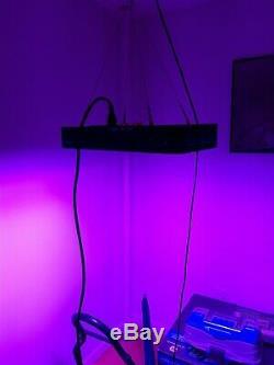 FAMURS 1500W Triple Chips LED Grow Light Full Spectrum Veg Bloom Double Switch