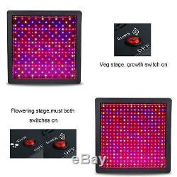 Gift Light+Mars Hydro 1600W Led Grow Light Full Spectrum Indoor Plant Veg Bloom