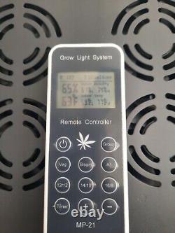 HEARGROW 3000W Led Grow Light Lamp Full Spectrum Indoor Plant Lights Veg & Bloom