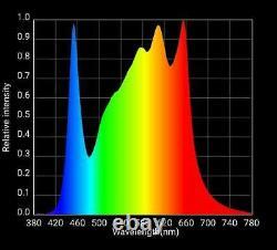 HLG 350R V2 Horticulture Lighting Group LED Grow Light For Veg Bloom 350w