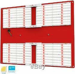 HLG 550 V2 R Horticulture Lighting Group LED Grow Light BLOOM/VEG 120 Volt